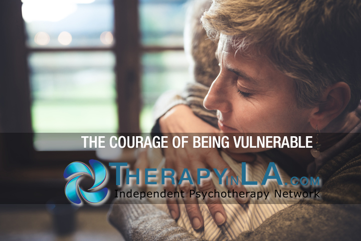 being vulnerable therapy in los angeles