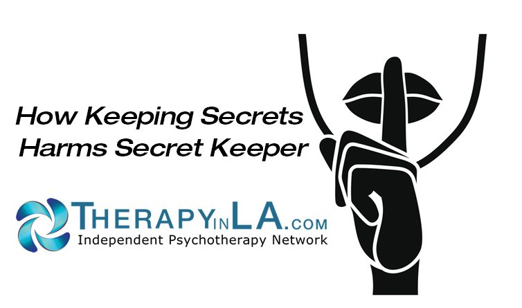 los angeles therapists keeping secrets