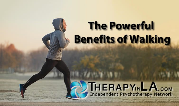 Powerful benefits of walking
