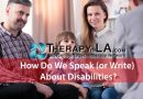 los angeles counselors disabilities