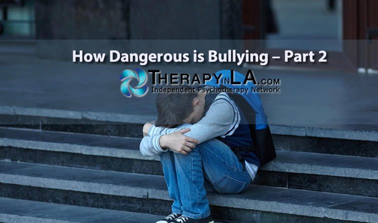 Dangerous bullying