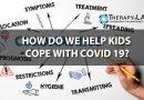 Kids stress Covid 19