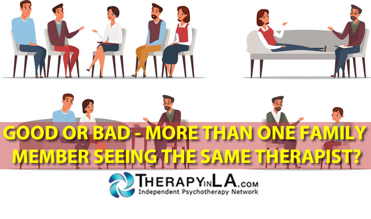 Seeing same therapists