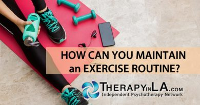 HOW CAN YOU MAINTAIN an EXERCISE ROUTINE?